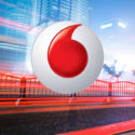 VODAFONE CLAIMS 'BEST MONTH EVER'